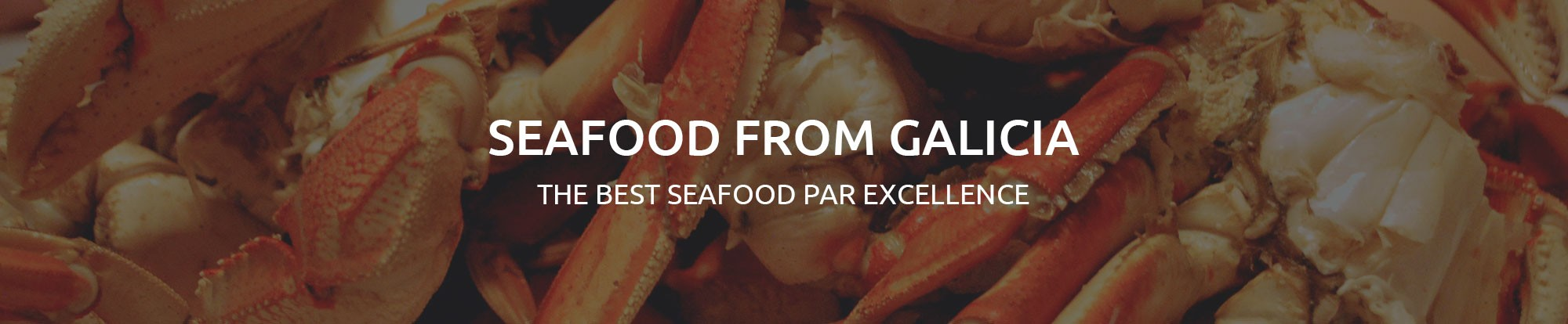 Galician Seafood